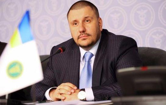 По делу Клименко прокуратура проводит ряд обысков