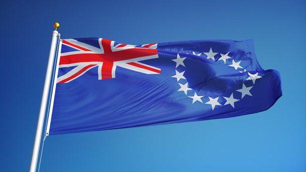 Прапор Островів Кука