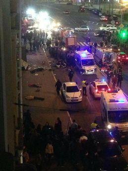 ДТП в Харкові: інформація про загиблих та постраждалих