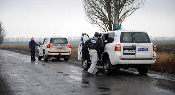 Миссия ОБСЕ не сможет контролировать весь участок границы