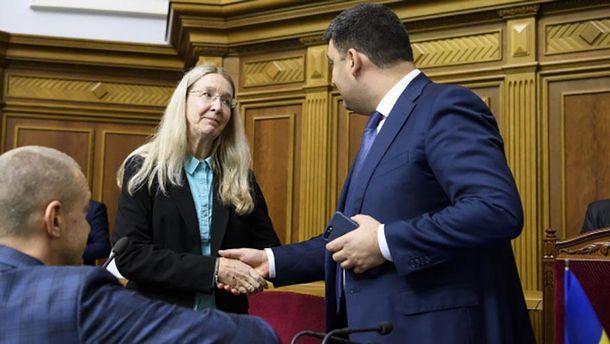 Медицинскую реформу в Украине приняли