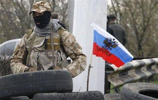 Боевики ищут украинское подполье