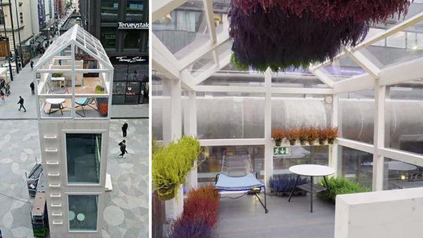 Уникальный мини-дом создал финский архитектор