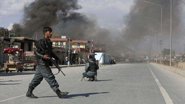 Взрыв прогремел в западной части Кабула (иллюстрация)