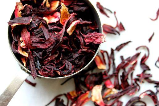 5 причин пить чай каркаде ежедневно