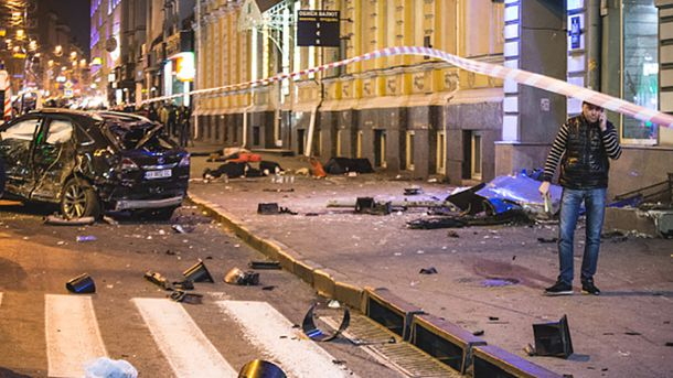 Резонасна смертельна ДТП у Харкові за участю Олени Зайцевої