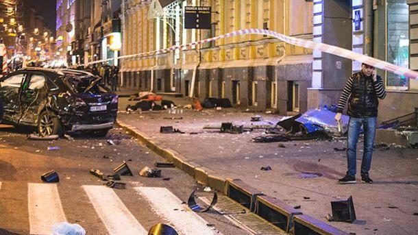 Резонансное смертельное ДТП в Харькове с участием Алены Зайцевой