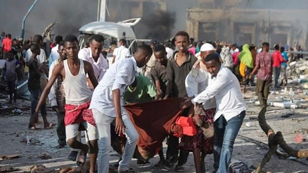 Теракт в Сомали