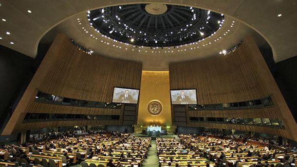 Украина обратилась к ООН с просьбой реагировать на пропаганду Кремля