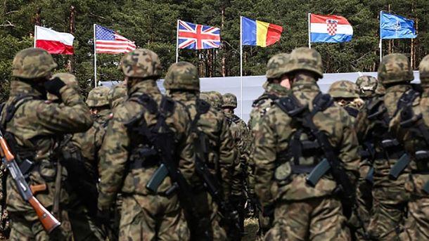 Военные стран-членов НАТО