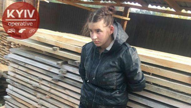 Викрадення дитини у Києві на Оболоні