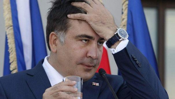 Саакашвили поведал опохищении экс-начальника его охраны