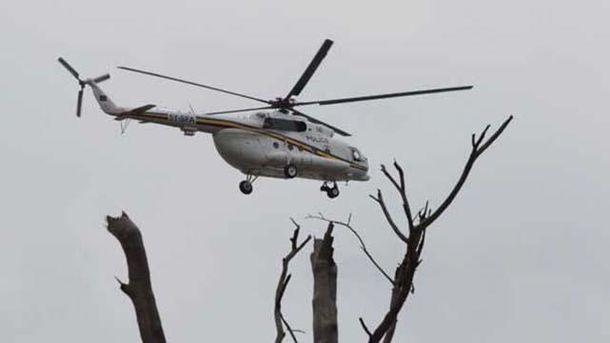 В Кении вертолет с журналистами упал в озеро, 5 погибших