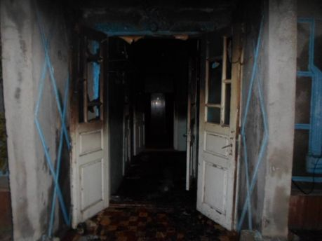 Женщина желая пошутить, сожгла своего соседа