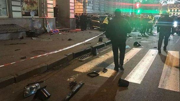 Шофёр Touareg объявил оготовности сотрудничать соследствием— Авария вХарькове