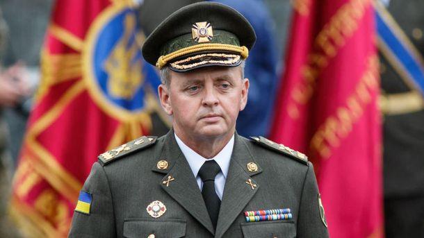 Віктор Муженко відвідає США