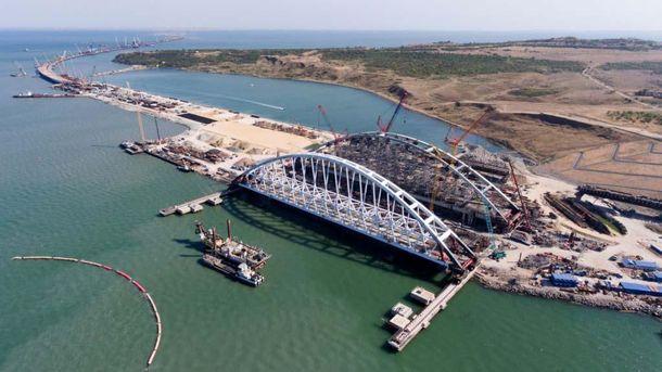 Русская правозащитница сказала, когда рухнет Крымский мост