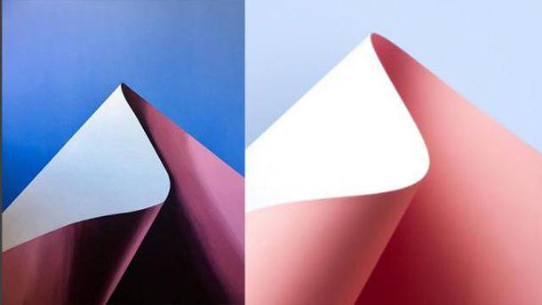 Слева картина Анны Роенко, справа фото Акселя Освита