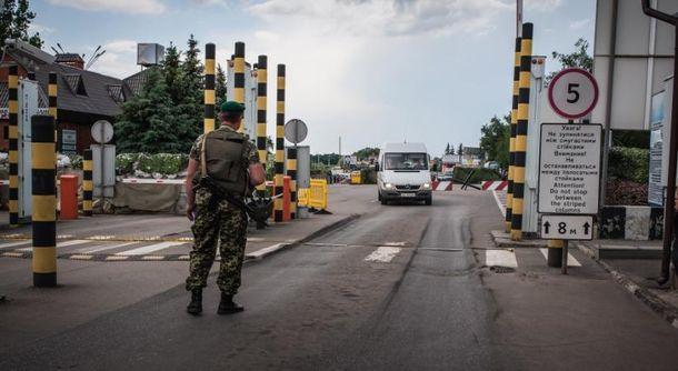 УФСБРФ заявляють, щозатримали українця заперестрілку накордоні