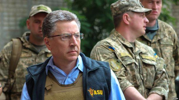 Спецпредставитель США приедет в Киев