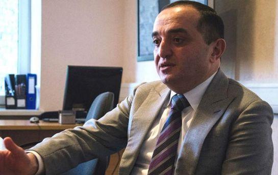 Соратнику Саакашвили запретили заезд на Украинское государство