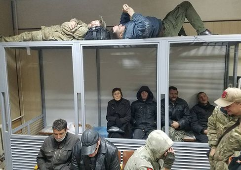Суд над комбатом ОУН Коханівським