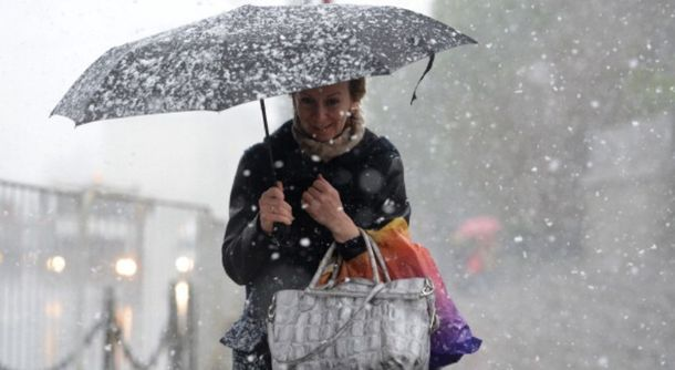 Прогноз погоди в Україні на середу, 25 жовтня