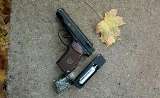 В Херсоне подросток устроил стрельбу