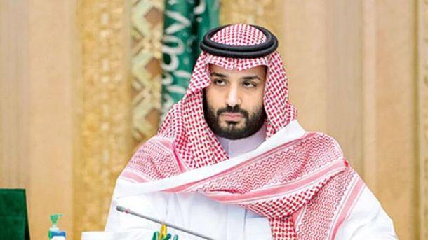 Мухаммед ибн Салман Аль Сауд