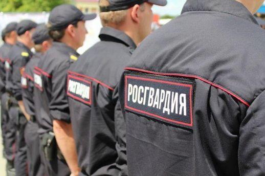 Переход через Керченский пролив будет охранять морская бригада Росгвардии