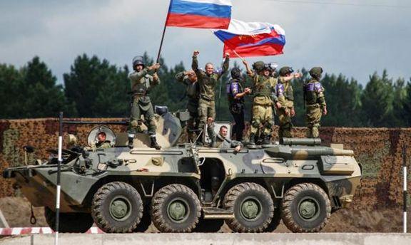 Російські військові в Білорусі