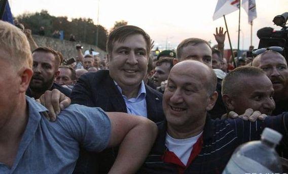 Луценко хоче депортувати Саакашвілі
