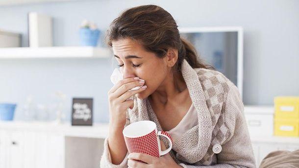 МОЗ повідомляє, скільки українців захворіли нагрип