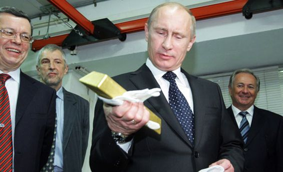 Друзі Путіна володіють статками у 24 мільярди доларів
