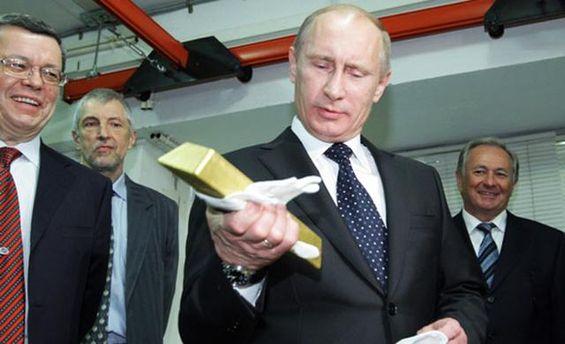 Состояние ближайшего окружения В.Путина оценили вкосмическую сумму,— исследование