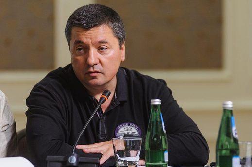 Политолог Виталий Бала был ранен во время покушения на Мосийчука