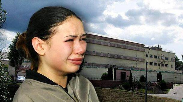 Зайцева у в'язниці: тюремники розповіли, чим дівчина займається у СІЗО