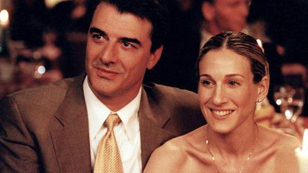 Кріс Нот та Сара Джесіка Паркер у серіалі