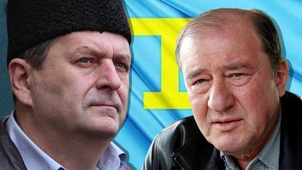 Прибытие Умерова иЧийгоза в государство Украину перенесли,— Джапарова