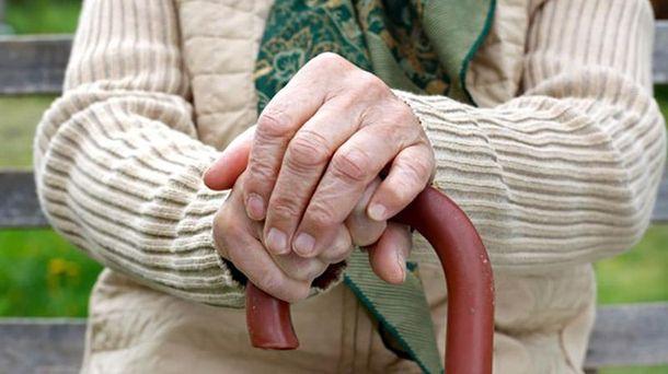 Нападение на пенсионерку в Киеве
