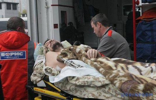 Покушение на Мосийчука: депутата перевезли в другую больницу