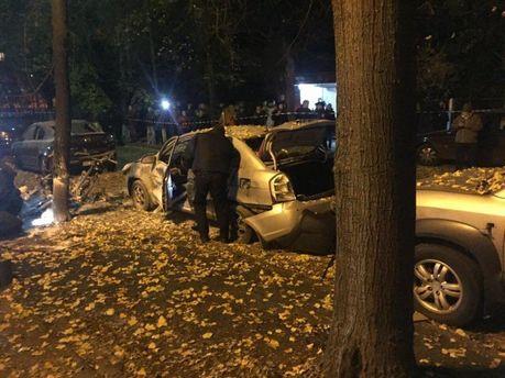 Криминолог считает, что настоящей целью убийц был неМосийчук, аподполковник милиции