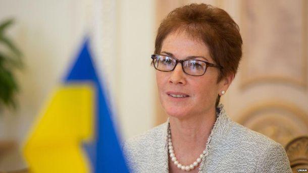 Озвучен объем материальной помощи США Украине