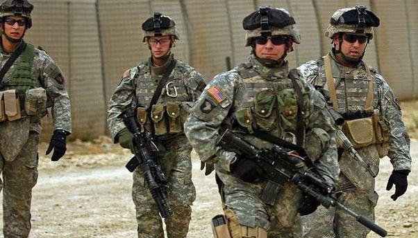 Американские военные