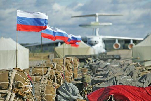 Росія планує проводити військові навчання