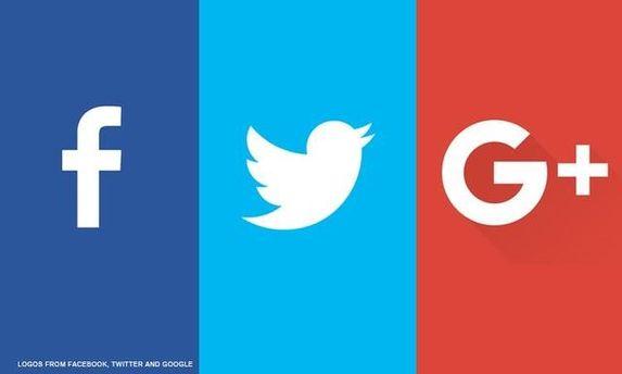 Картинки по запросу твиттер фейсбук гугл