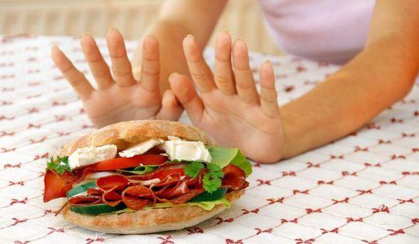 Відмова від їжі