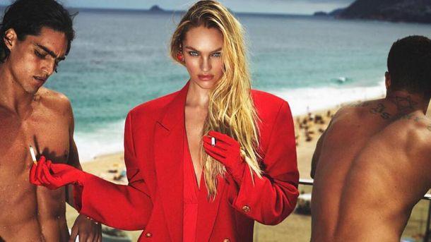 Кендіс Свейнпоул для Vogue Brasil