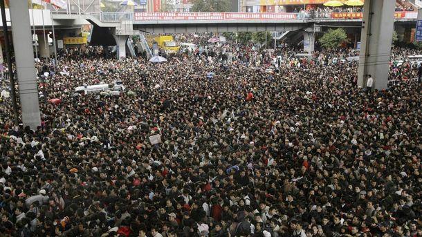 Північна Корея готує населення домасової евакуації