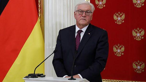 Посол: Перекладачі РФвикривили слова Штайнмаєра про анексію Криму
